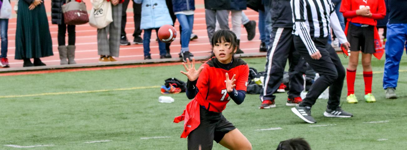 日本フラッグフットボール選手権